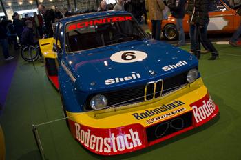 Bremen Classic Motorshow 2013 BMW 2002