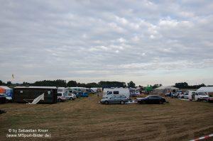 Freitagnachmittag auf einem Feld bei Wendeburg.
